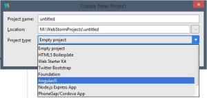 webstorm-newproject-angularseed