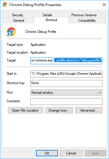 ChromeDebugProfile_Shortcut.PNG