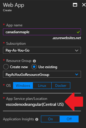 Deploy an Angular App From Visual Studio Code to Azure - DZone Web Dev